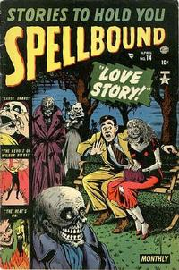 Cover Thumbnail for Spellbound (Marvel, 1952 series) #14