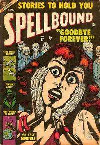 Cover Thumbnail for Spellbound (Marvel, 1952 series) #17