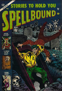 Cover Thumbnail for Spellbound (Marvel, 1952 series) #19