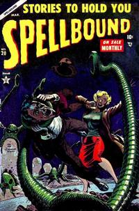 Cover Thumbnail for Spellbound (Marvel, 1952 series) #20