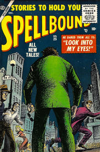 Cover Thumbnail for Spellbound (Marvel, 1952 series) #25