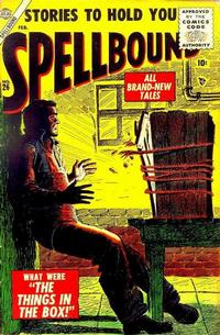 Cover Thumbnail for Spellbound (Marvel, 1952 series) #26