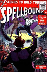 Cover Thumbnail for Spellbound (Marvel, 1952 series) #27