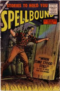 Cover Thumbnail for Spellbound (Marvel, 1952 series) #28
