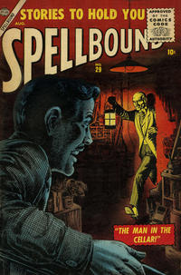 Cover Thumbnail for Spellbound (Marvel, 1952 series) #29