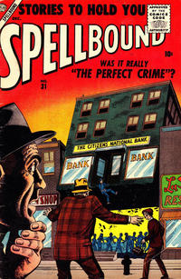 Cover Thumbnail for Spellbound (Marvel, 1952 series) #31