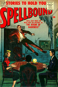 Cover Thumbnail for Spellbound (Marvel, 1952 series) #34