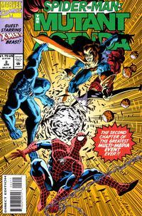 Cover Thumbnail for Spider-Man: The Mutant Agenda (Marvel, 1994 series) #2