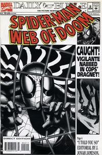 Cover Thumbnail for Spider-Man: Web of Doom (Marvel, 1994 series) #2