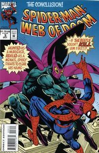 Cover Thumbnail for Spider-Man: Web of Doom (Marvel, 1994 series) #3