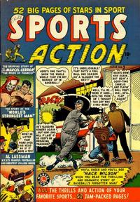 Cover Thumbnail for Sports Action (Marvel, 1950 series) #3
