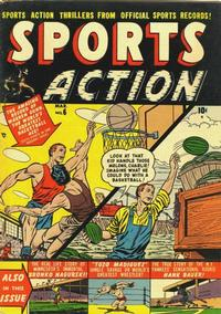 Cover Thumbnail for Sports Action (Marvel, 1950 series) #6