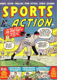 Cover Thumbnail for Sports Action (Marvel, 1950 series) #7