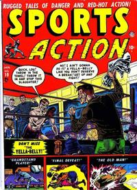 Cover Thumbnail for Sports Action (Marvel, 1950 series) #10