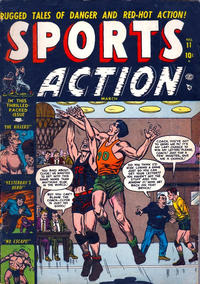 Cover Thumbnail for Sports Action (Marvel, 1950 series) #11