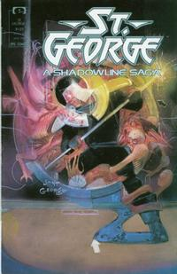 Cover Thumbnail for St. George (Marvel, 1988 series) #1