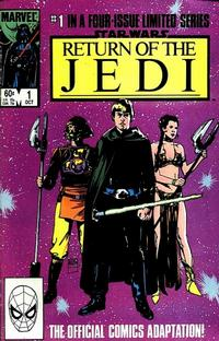 Cover Thumbnail for Star Wars: Return of the Jedi (Marvel, 1983 series) #1