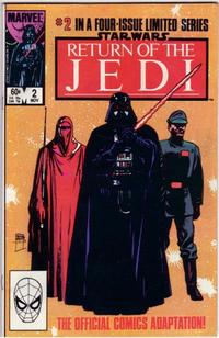 Cover Thumbnail for Star Wars: Return of the Jedi (Marvel, 1983 series) #2
