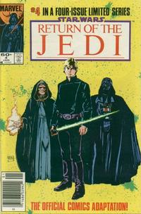 Cover Thumbnail for Star Wars: Return of the Jedi (Marvel, 1983 series) #4