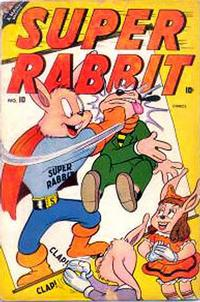 Cover Thumbnail for Super Rabbit (Marvel, 1943 series) #10
