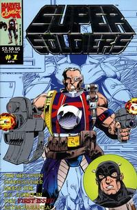 Cover Thumbnail for Super Soldiers (Marvel, 1993 series) #1