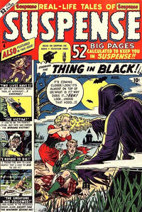 Cover for Suspense (Marvel, 1949 series) #4