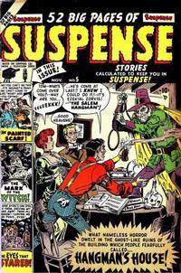 Cover Thumbnail for Suspense (Marvel, 1949 series) #5