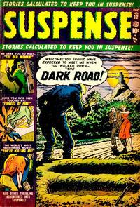 Cover Thumbnail for Suspense (Marvel, 1949 series) #12