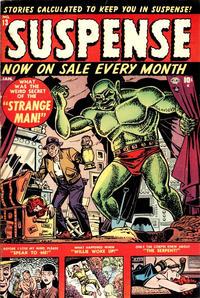 Cover Thumbnail for Suspense (Marvel, 1949 series) #13