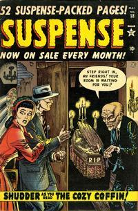 Cover Thumbnail for Suspense (Marvel, 1949 series) #18