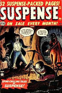 Cover Thumbnail for Suspense (Marvel, 1949 series) #19