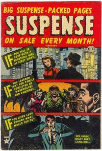 Cover Thumbnail for Suspense (Marvel, 1949 series) #27