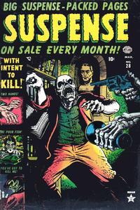 Cover Thumbnail for Suspense (Marvel, 1949 series) #28
