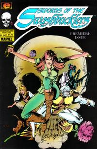 Cover Thumbnail for Swords of the Swashbucklers (Marvel, 1985 series) #1