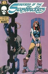 Cover Thumbnail for Swords of the Swashbucklers (Marvel, 1985 series) #2