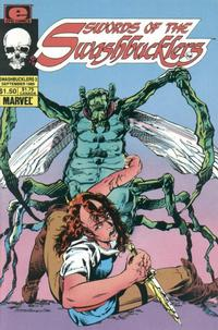 Cover Thumbnail for Swords of the Swashbucklers (Marvel, 1985 series) #3