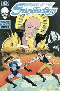 Cover Thumbnail for Swords of the Swashbucklers (Marvel, 1985 series) #5