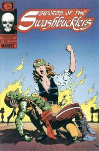Cover Thumbnail for Swords of the Swashbucklers (Marvel, 1985 series) #6