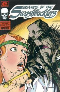 Cover Thumbnail for Swords of the Swashbucklers (Marvel, 1985 series) #8
