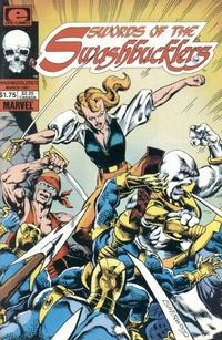 Cover Thumbnail for Swords of the Swashbucklers (Marvel, 1985 series) #12