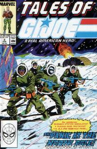 Cover Thumbnail for Tales of G.I. Joe (Marvel, 1988 series) #2