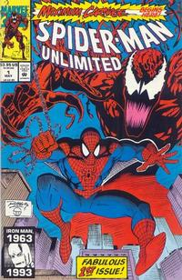 Cover Thumbnail for Spider-Man Unlimited (Marvel, 1993 series) #1