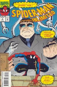Cover for Spider-Man Unlimited (Marvel, 1993 series) #3
