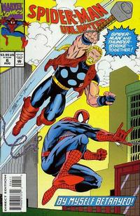 Cover Thumbnail for Spider-Man Unlimited (Marvel, 1993 series) #6