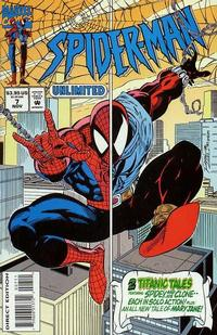 Cover Thumbnail for Spider-Man Unlimited (Marvel, 1993 series) #7