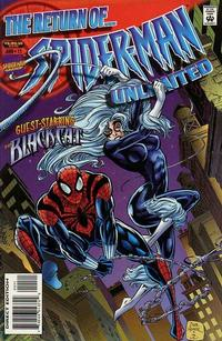 Cover Thumbnail for Spider-Man Unlimited (Marvel, 1993 series) #11