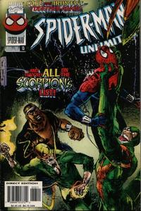 Cover for Spider-Man Unlimited (Marvel, 1993 series) #13