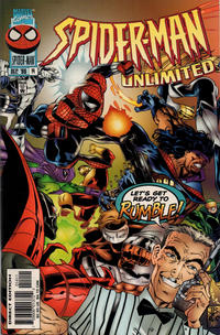 Cover Thumbnail for Spider-Man Unlimited (Marvel, 1993 series) #14