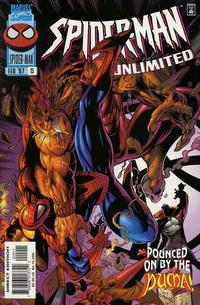 Cover Thumbnail for Spider-Man Unlimited (Marvel, 1993 series) #15