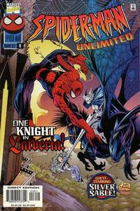 Cover for Spider-Man Unlimited (Marvel, 1993 series) #16